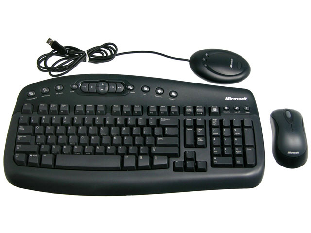 Teclado Microsoft Wireless 2000